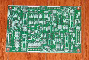 Mega Percussive Synthesizer Circuit Board