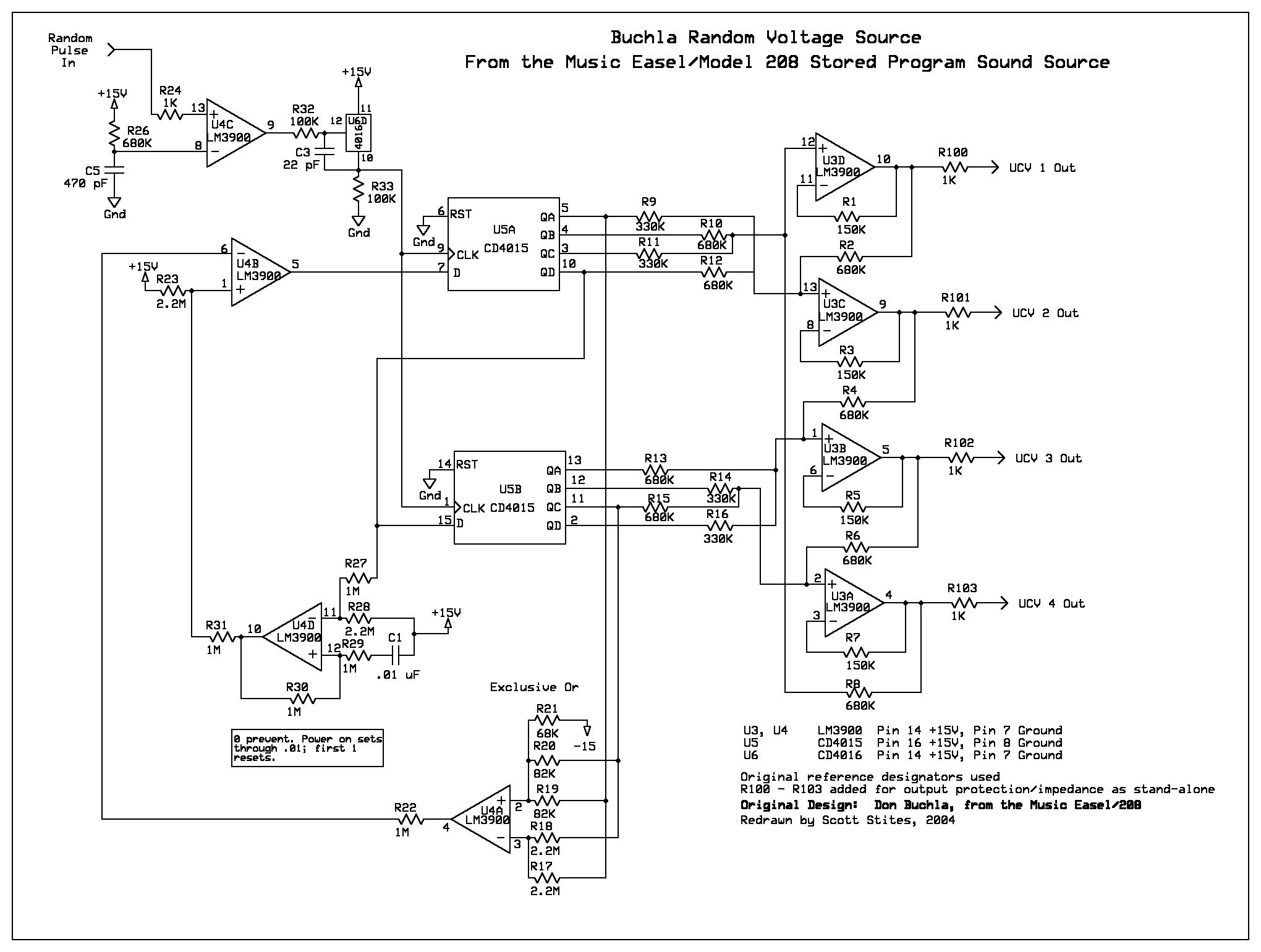 electro-music.com wiki | Schematics / Buchla 208