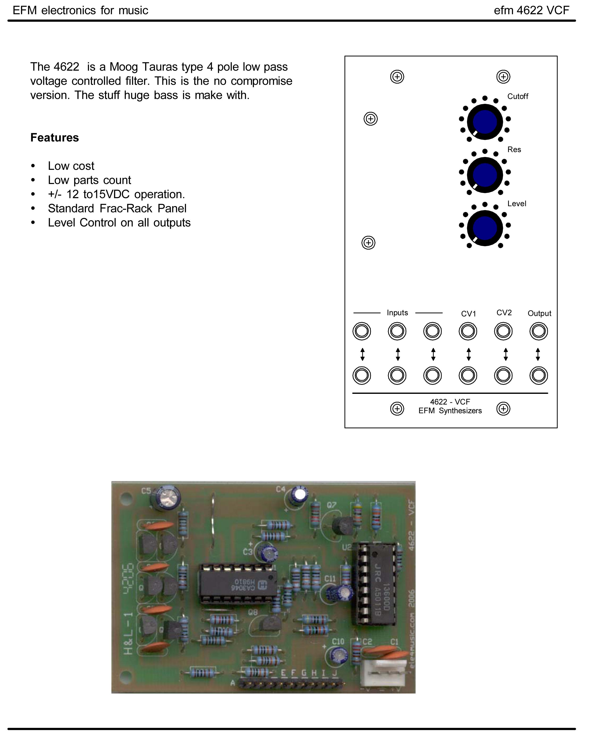 electro music com wiki schematics moog taurus type filter taurus moog synthesizer moog taurus schematics 2 #26