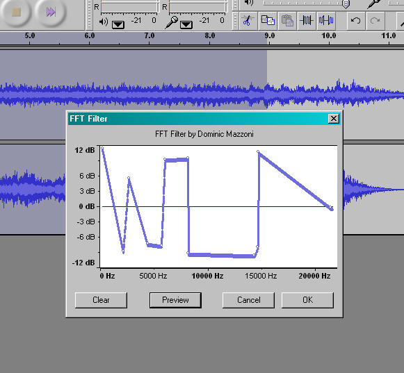 electro-music com :: View topic - Audacity 1 2 2 released
