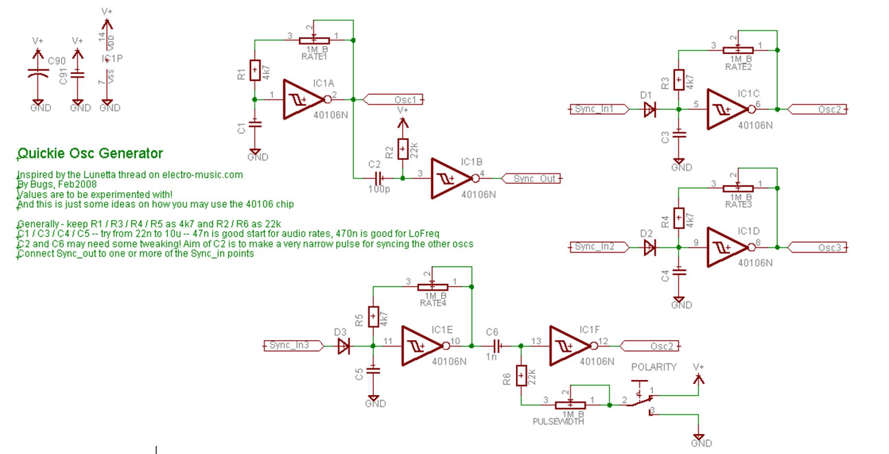 View Topic Oscillators Oscillator Circuit Diagram Posted Image Might Have Been Reduced In Size Click To Fullscreen