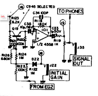 Vintage Amplifier Schematics