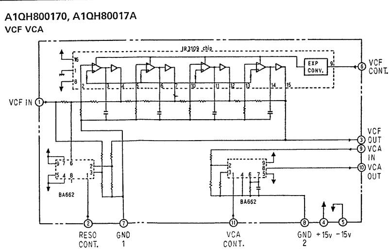 Juno 106 modular mods? - Vintage Synth Explorer Forums
