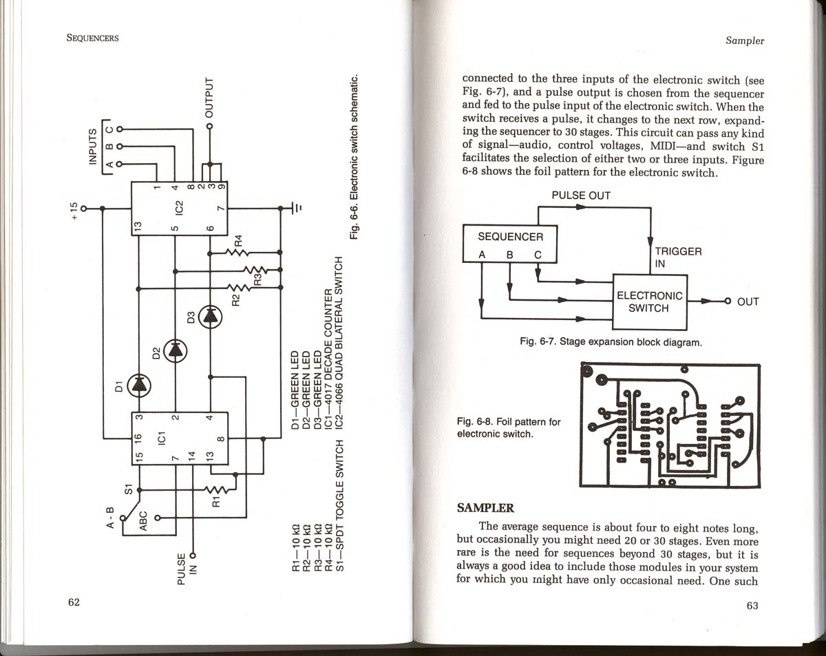 Sequence Dancing Gr33nonline Music View Topic The Vco 555 As Well On Thomas Henry Schematic Links