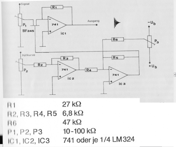 Simple Vca Schematic