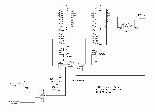 klee sequencer schematic