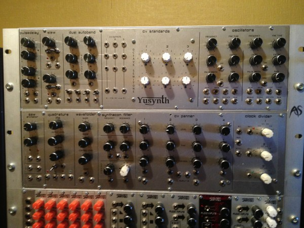 electro-music com :: View topic - Yusynth Modules in Euro (12 Volt