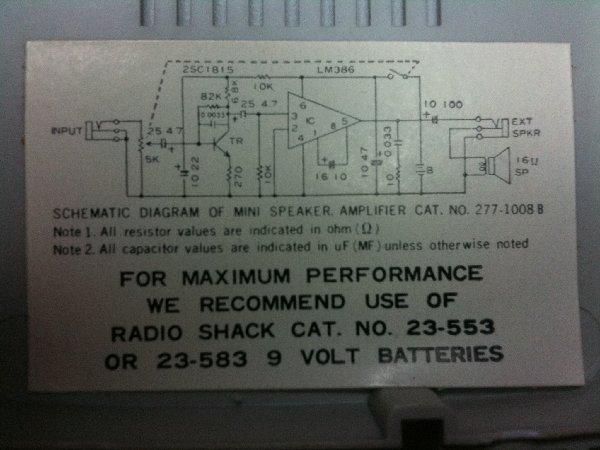 optimus stereo amplifier wiring schematic pioneer