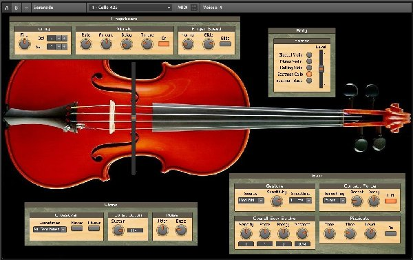 electro-music com :: View topic - Violin physical modeling
