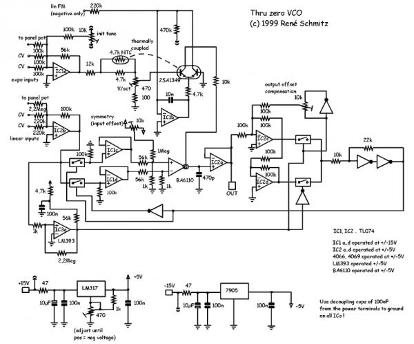 electro-music com :: View topic - Schematics Vault