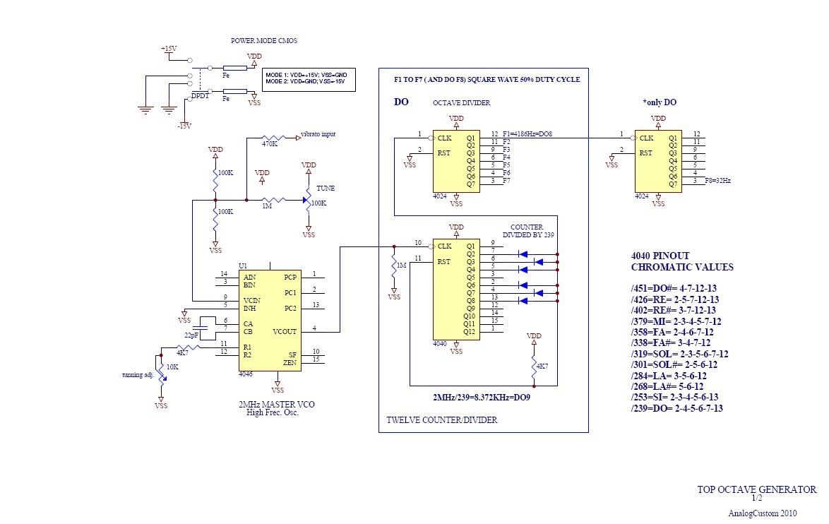 View Topic Melody Generator Xl Clock Pulse With Cd4049 Circuit Diagram Posted Image Might Have Been Reduced In Size Click To Fullscreen